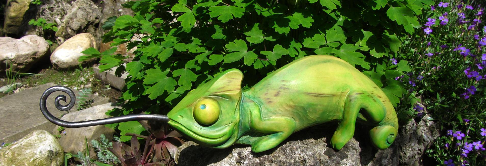 Chameleon volný